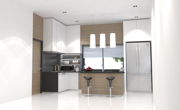 Modern Kitchen REV 131102