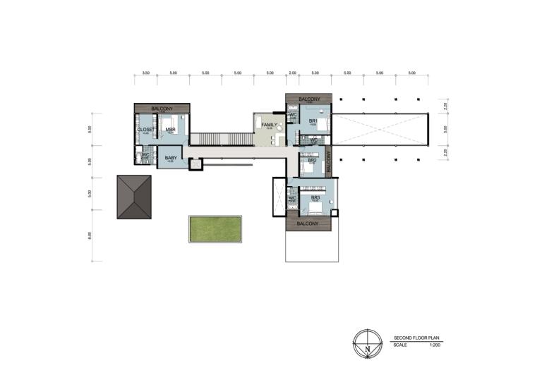 jindasuk k jo house_3 Model